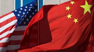 Handelskonflikt : USA und China führen neue Gespräche