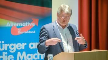 AfD-Chef Meuthen: Jüdisches Leben gehört zu Deutschland