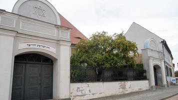 Neujahrsempfang in Museum Synagoge Gröbzig findet statt