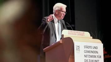 kretschmann verurteilt gewalt gegen kommunale amtsträger