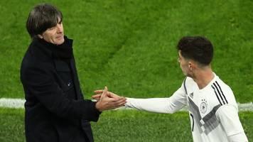 DFB-Test gegen Argentinien - Löw: Habe positive Erkenntnisse aus dem Spiel gezogen