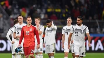 Test gegen Argentinien - Löw lobt seine Not-Elf - Neues Ziel: Sieg in Estland