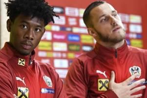 Bayern-Profi Alaba verpasst Länderspiel gegen Israel