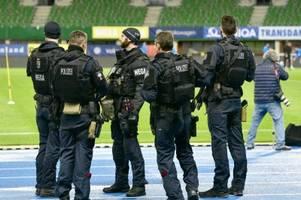 Hohe Sicherheitsvorkehrungen bei Israel-Spiel in Wien