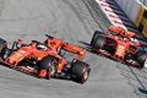 Formel 1  - Live-Ticker: Das 2. Freie Training in Suzuka