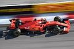 """Formel 1 - Vettel gesteht: Ferrari-Teamorder zu missachten, """"war mit Sicherheit falsch"""""""