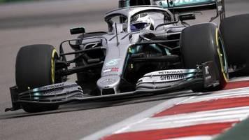 Großer Preis von Japan: Mercedes bestimmt Auftakttraining in Suzuka