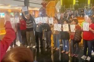 "Kreuzfahrt: ""Norwegian Spirit"": Warum Kreuzfahrt-Passagiere rebellieren"