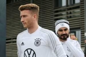 Nationalmannschaft: BVB-Kapitän Reus auch beim DFB auf der Suche nach alter Form