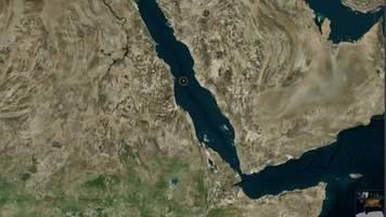 video: explosion auf iranischem tanker nahe saudi-arabien