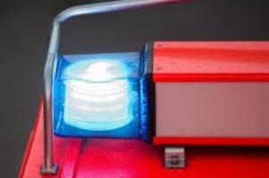 brände: brennender kellerverschlag löst feuerwehr-großeinsatz aus