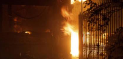 kalifornien: zehntausende flüchten wegen bränden aus l.a.