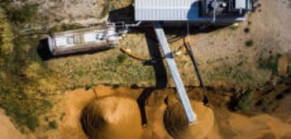 Deponie in Gamsenried VS: Chemie-Rückstände in Walliser Wasser gefunden