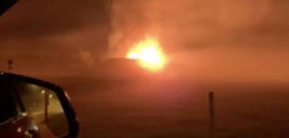 Ostschweiz: Stall in Frauenfeld steht in Flammen