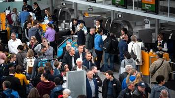 flughafen münchen auf kurs zum zehnten rekordjahr in folge