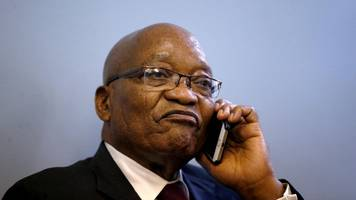 Wegen Korruption: Südafrikas Ex-Präsident muss vor Gericht