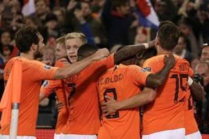 Lucky Luuk - Niederlande feiern de Jong