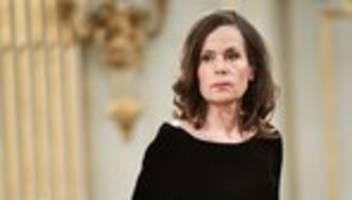 literaturnobelpreis-vergabe: sara danius ist tot