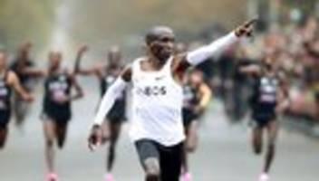marathon: wie läuft man 42 kilometer in unter zwei stunden? eigentlich gar nicht