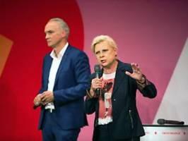 Rennen um SPD-Spitze: Mattheis/Hirschel ziehen Kandidatur zurück
