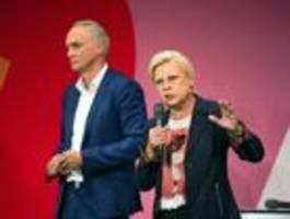 Duo Mattheis/Hirschel zieht Kandidatur für SPD-Vorsitz zurück