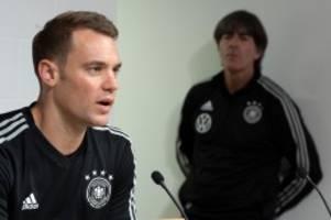 Nationalmannschaft: Bayern-Torhüter Manuel Neuer adelt Schalkes Alexander Nübel