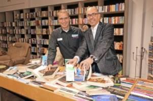 Norderstedt: Bei Hempels können Sie alte Bücher abgeben