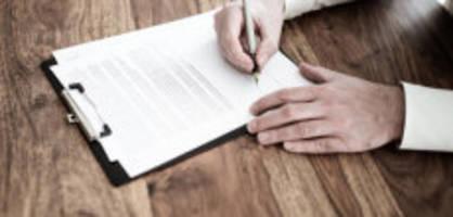 «Inakzeptabel»: Axa-Mitarbeiter imitierte Unterschrift von Kunde