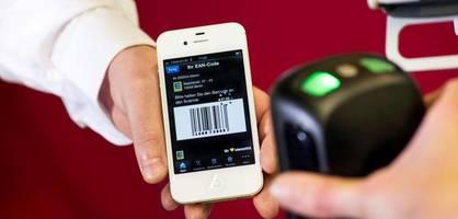 Kunden scannen den Warenpreis immer häufiger selbst