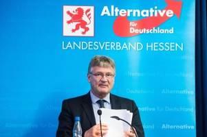 Nach dem Terror in Halle: AfD streitet mit ihren Kritikern