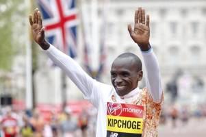 Eliud Kipchoge läuft als erster Mensch Marathon unter zwei Stunden