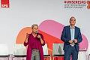 Kurz vor Ende der Regionalkonferenzen - Kandidaten-Duo Mattheis/Hirschel zieht sich aus Rennen um SPD-Spitze zurück