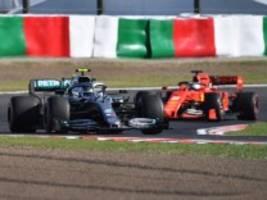 Formel 1: Bottas gewinnt souverän Großen Preis von Japan