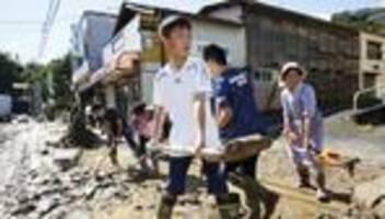 Taifun: Tote und Verletzte nach Wirbelsturm in Japan