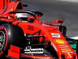 Ferrari dominiert auch in Japan: Vettel holt sich Sonntagspole