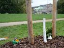 Mahnmale für NSU-Opfer immer wieder beschädigt