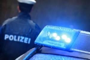 kriminalität: schüsse vom balkon lösen großeinsatz in bremen aus