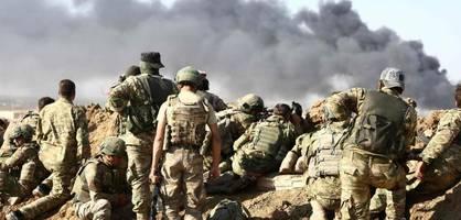 Türkei rückt vor – das sind die Optionen der Kurden