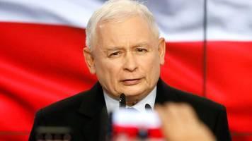 polen: regierungspartei pis stärkste kraft bei parlamentswahl