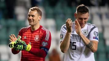 3:0 gegen Estland: Die deutsche Nationalmannschaft in der Einzelkritik