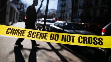 Bluttat in Chicago - Tod beim Abendessen: Amerikaner erschiesst vier Nachbarn