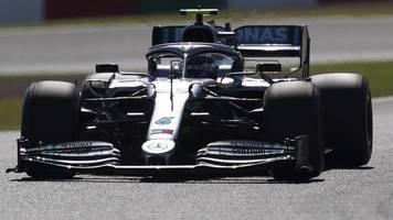 Großer Preis von Japan: Bottas gewinnt siegt in Suzuka - Mercedes holt Teamtitel