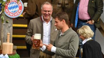 Spannung beim FC Bayern: Thomas Müller will gehen,  Rummenigge spricht