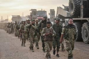 USA bekräftigen Drohungen gegen Türkei - Trump rät Kurden zum Rückzug