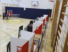 Wahl in Polen - Nationalkonservative Regierungspartei PiS vor Erfolg