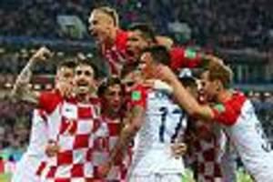 kroatien bei der wm 2018 - wie aus der asche des balkankrieges ein titel-favorit wuchs