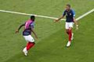 Nur einer spielte beim WM-Titel eine Rolle - Mbappé ist schon Weltstar: Dembélé hinkt hinterher