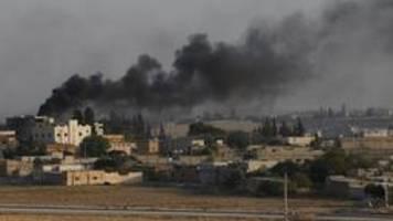 aus lager in nordsyrien: kurden melden ausbruch von is-angehörigen