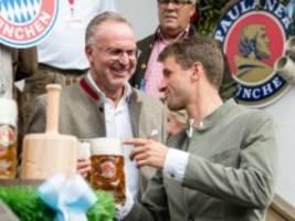 FC Bayern: Rummenigge: Müller ist kein Notnagel