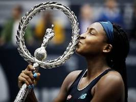 Von 685 zu Turniersieg & Rang 71: Wunderkind Gauff mischt Tennis-Welt auf